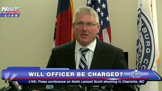 Download FNN: BREAKING - Charlotte Cop Faces NO CHARGES in Keith Lamont Scott Shooting - FULL NEWS CONFERENCE Video