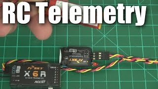Download FrSky and JR Telemetry Video