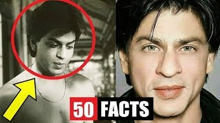 Download 50 Facts You Didn't Know About Shah Rukh Khan Video