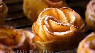 Download Apple Roses Dessert Recipe Video