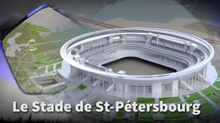 Download Le Stade de Saint-Pétersbourg Video