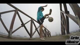 Download Motivation FreeStyle Football - Lower HARD and Long Combos compilation Video