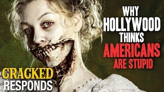 Download Why Hollywood Thinks Americans Are Stupid - Cracked Responds Video