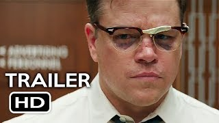 Download Suburbicon Official Trailer #1 (2017) Matt Damon, Oscar Isaac Crime Comedy HD Video