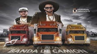 Download El Alfa El Jefe - Banda De Camion (NUEVO 2016) Video