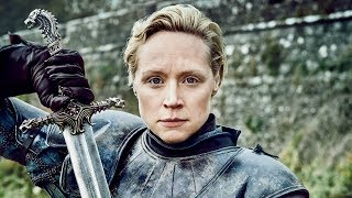 Download How Gwendoline Christie Got Ripped To Play Brienne Of Tarth Video