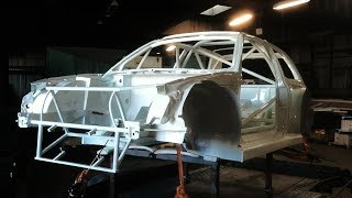 Download VolksWagen Golf Mk3 RWD Race Car Volvo T5 Engine Swap Project Video