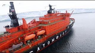 Download Круиз на Северный Полюс ″На ледоколе к вершине планеты″, июнь 2017 г. Video