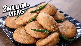 Download Khasta Kachori Recipe | Moong Dal Khasta Kachori | The Bombay Chef - Varun Inamdar Video