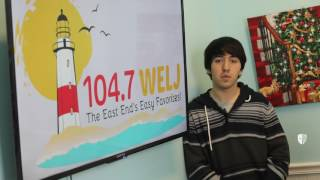 Download Matthew Glaser '17 Makes Waves on the Air Video