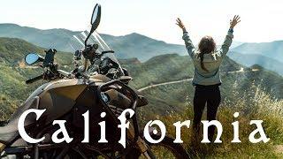 Download CALIFORNIA MOTORCYCLE ADVENTURE! | (WILDFLOWER SUPER BLOOM) Video