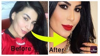 Download top 10 afghan singers without make up اریانا سعید قبل از ارایش Video