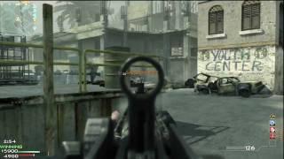 Download MW3 Team Deathmatch on Bakaara PS3 Video