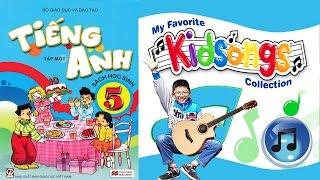 Download Trọn bộ bài hát tiếng Anh lớp 5 - English 5 songs Video