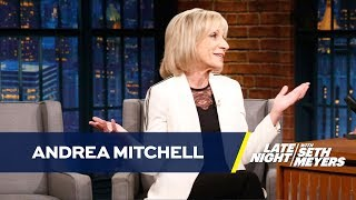 Download NBC News' Andrea Mitchell on Trump's Ban on Transgender Troops and Health Care Video