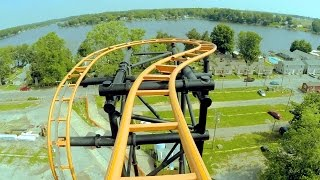 Download Steel Hawg front seat on-ride HD POV @60fps Indiana Beach Video