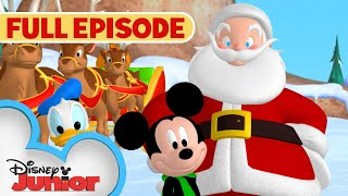 Download Mickey Saves Santa | Full Episode | Mickey Mouse Clubhouse | Disney Junior Video