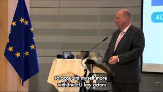 Download EUVP - 40th anniversary - Speech Mr Henrik Hololei - 26th of May 2015 Video