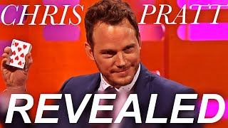 Download Chris Pratt: MOST Impossible Card Trick REVEALED! Video