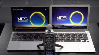Download 2016 13″ MacBook Pro vs 2015 MacBook Air Video