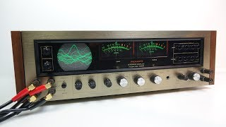 Download Rare Vintage HiFi: Pioneer SD-1000 Stereo Display Scope Video