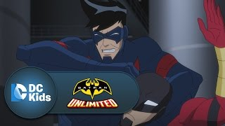Download Divide and Conquer | Batman Unlimited | DC Kids Video
