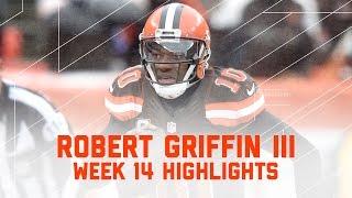 Download RGIII's First Start Since Week 1! | NFL Week 14 Player Highlights Video