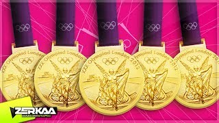 Download THE GREATEST OLYMPIAN EVER! (London 2012) Video