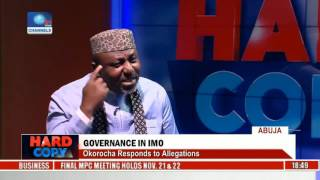 Download Hard Copy: Okorocha Responds To Allegations Video