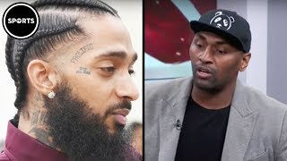 Download Metta World Peace On Nipsey Hussle's Legacy Video
