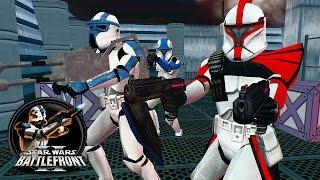 Download Star Wars Battlefront II Mods (PC) HD: DEV's Clone Wars Extended 2.0 - Muunilinst: Rooftops Video