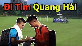 Download Thử Thách Bóng Đá đi tìm Quang Hải , Bùi Tiến Dũng và đội tuyển U23 Việt Nam VS U23 Palestine Video