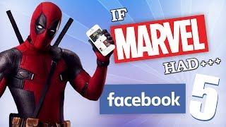 Download IF MARVEL HAD FACEBOOK 5 Video