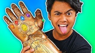 Download I Bought The REAL RARE Thanos Infinity Gauntlet! Video