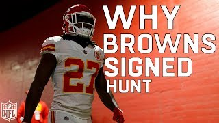 Download Why Did the Browns Sign Kareem Hunt? Video