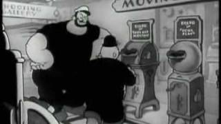 Download Popeye the Sailor Man in Customers Wanted - B&W Video