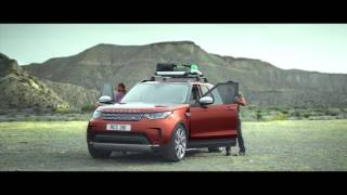 Download Land Rover Discovery 2017 Video