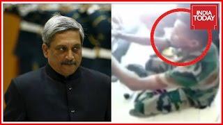 Download Defence Minister, Manohar Parrikar Breaks Silence Over Videos Of Jawans Video
