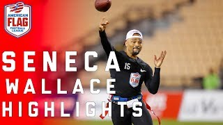Download Seneca Wallace dominates Flag Football League! | NFL Video