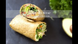 Download Flaxseed Wraps | Vegan, Paleo Video