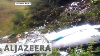 Download Colombia plane crash kills 76 people Video