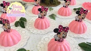 Download Como hacer gelatinas de Minnie Mouse individuales Video
