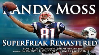 Download Randy Moss - SuperFreak (Remastered) Video