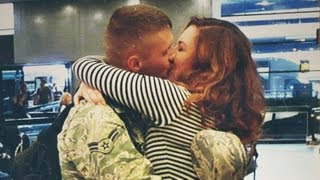 Download An Airman's First Homecoming Video