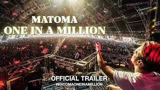 Download Matoma: One In A Million (2018) | Official Trailer HD Video