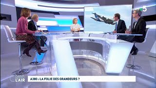 Download A380 : la folie des grandeurs ? #cdanslair 14.02.2019 Video