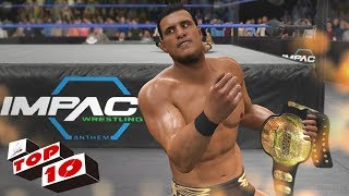 Download TOP 10 EPIC CUSTOM TITLES / CHAMPIONSHIPS IN WWE 2K17! (WWE, TNA, NXT, GFW) Video
