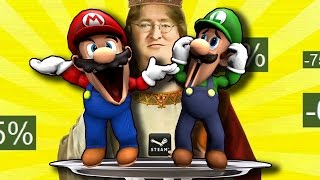 Download R64: Mario The Waiter Video
