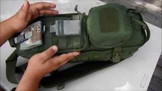 Download Armageddon Response Bag (Survival Kit for Life's Crises) Video