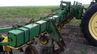 Download John Deere Row Cultivator. Video